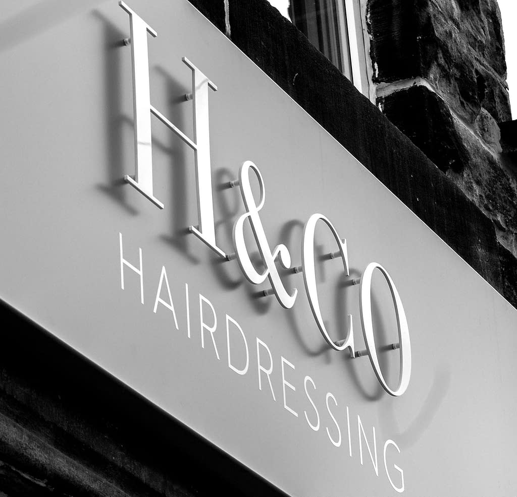 H&Co Brand, hairdresser in Guiseley,