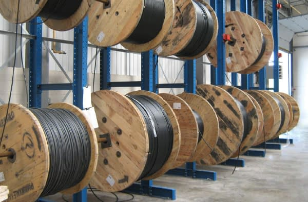 coil racking system