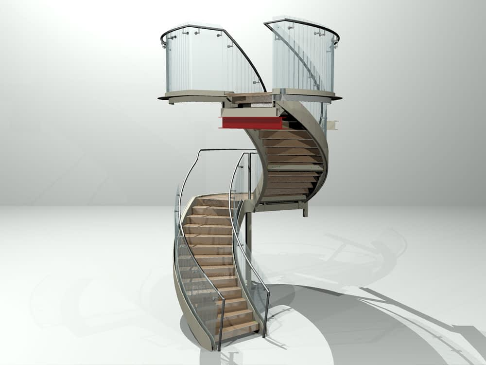 industrial-staircase-design