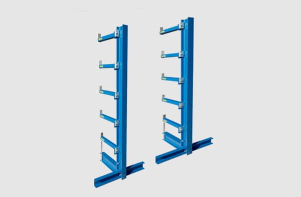 free standing pallet racking system