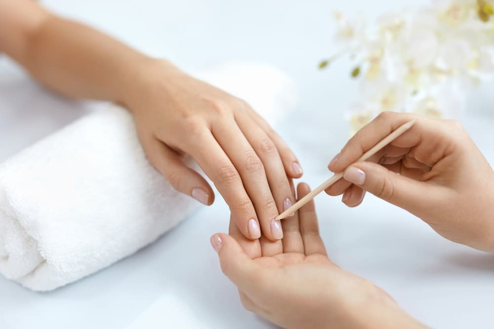 Hand an feet nail treatment in Guiseley