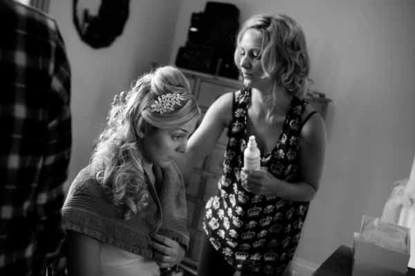 We specialise in Wedding hair for your wedding in Leeds